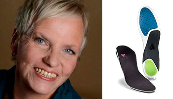Ortrud Höft Align Footwear Einlegesohlen